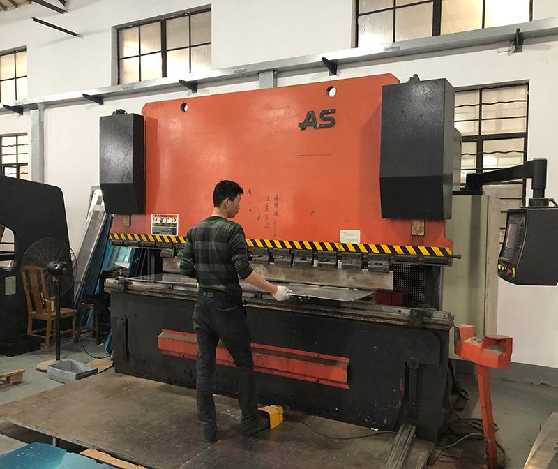 Big CNC Bending Machine