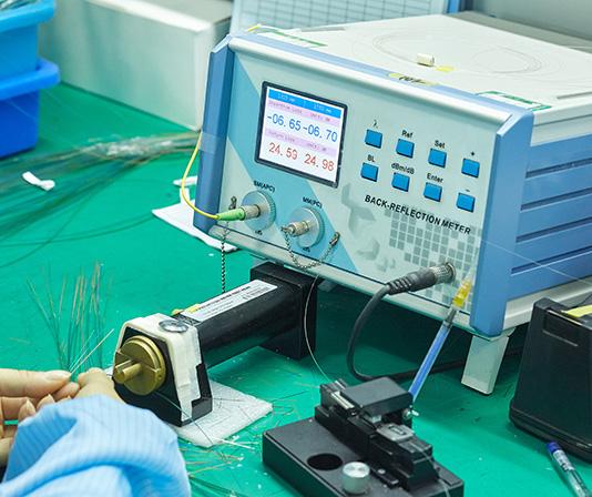 IL&RL testing mechine