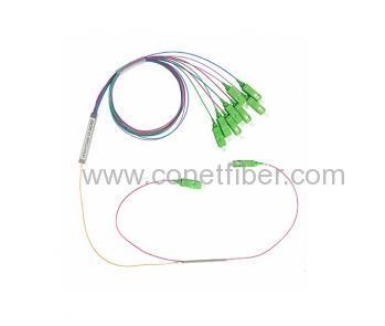1x2 Coupler 90:10, 10% for Input of 1x8 PLC Splitter SC/APC