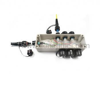 MINI SC/ODVA MPO/Optitap Connector box