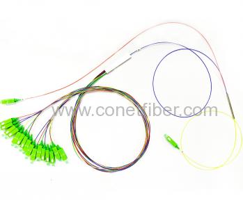 1x2 Coupler 30:70, 30% for Input of 1x16 PLC Splitter SC/APC