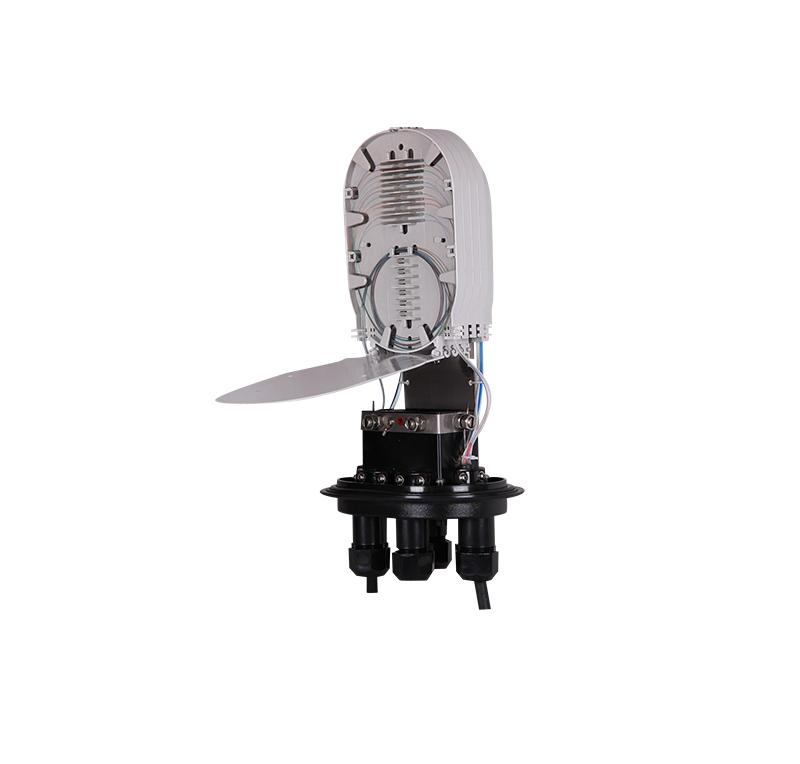 CNT-8006 Dome Mechanical Seal Fiber Optic Splice Closure