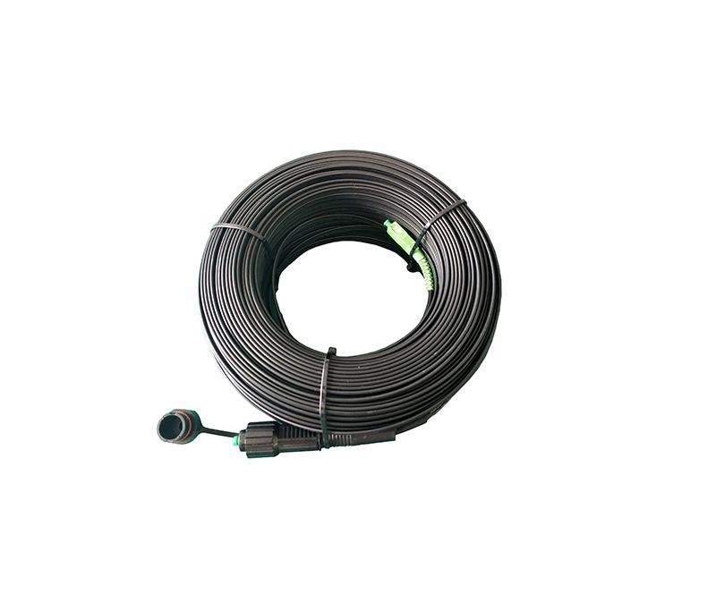 MINI SC/APC-SC/APC 2.0x5.0mm Drop Cable 100M