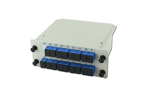 1x16 SC UPC Slot Box