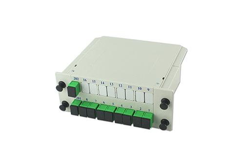 2x8 SC-APC slot box