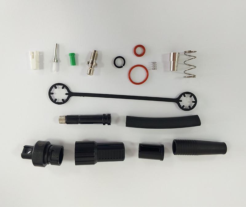 MINI SC/APC Connector Kits 2.0x5.0mm