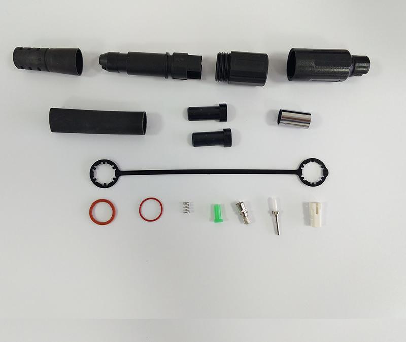 H optic (SC/APC) Connector Kits 2.0x5.0mm