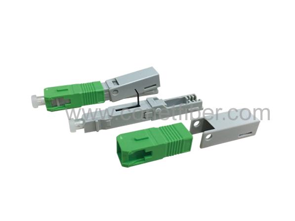 SC/UPC model A Wedge type